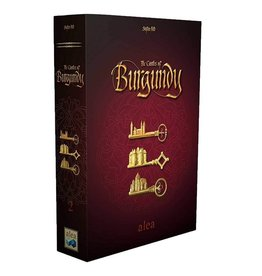 Ravensburger The Castles of Burgundy (with expansions) (EN)