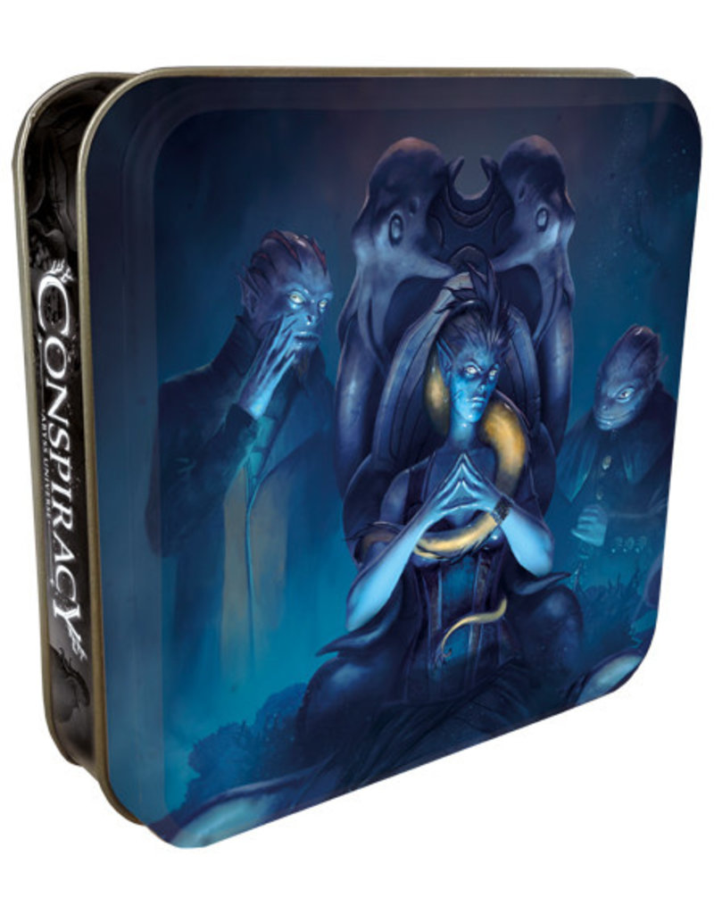 Bombyx Abyss Conspiracy - Boîte Bleue (FR)