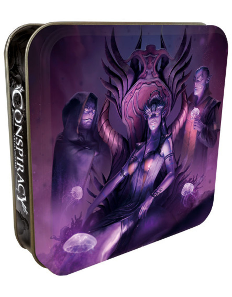 Bombyx Abyss Conspiracy - Boîte Mauve (FR)