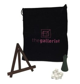 Eagle-Gryphon Games The Gallerist: Kickstarter Stretch Goal Pack #1 PRÉCOMMANDE