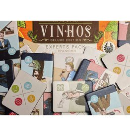 Eagle-Gryphon Games Vinhos Deluxe: Experts Expansion Pack PRÉCOMMANDE