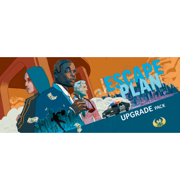 Eagle-Gryphon Games Escape Plan: Upgrade Pack (EN)