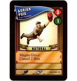 Eagle-Gryphon Games Baseball Highlights: 2045 - Magna Glove Expansion - Naturals
