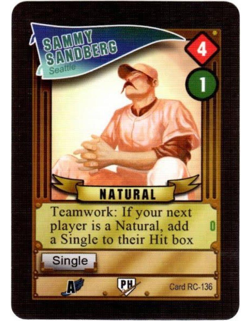 Eagle-Gryphon Games Baseball Highlights: 2045 - Rally Cap (EN)