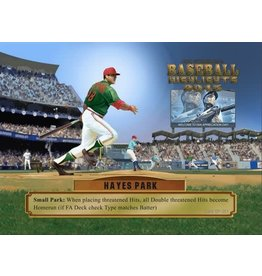Eagle-Gryphon Games Baseball Highlights: 2045 - Ballparks (EN)