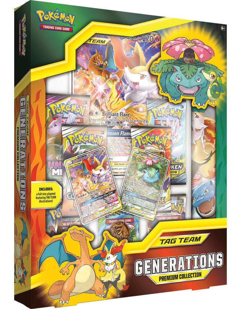 pokemon Pokémon Tag Team Generations