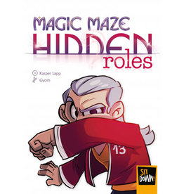 Sit Down! Magic Maze: Hidden Roles (FR)