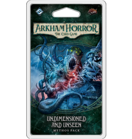 Fantasy Flight Games Arkham Horror LCG - Undimensioned and Unseen (EN)
