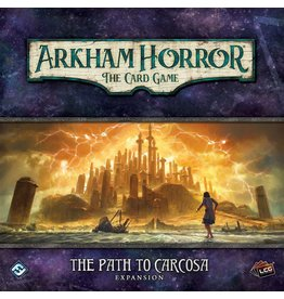 Fantasy Flight Games Arkham Horror LCG - The Path to Carcosa (EN)