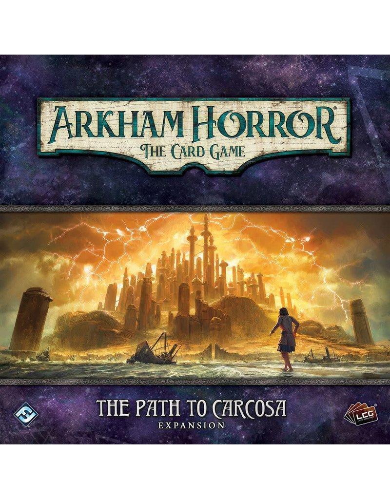 Fantasy Flight Games Arkham Horror LCG - The Path to Carcosa (EN)