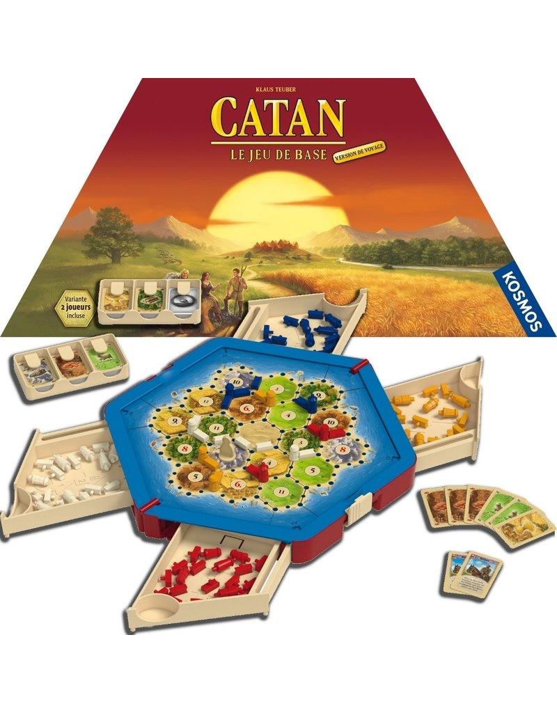 Catan studio Catan - Edition Voyage (FR)