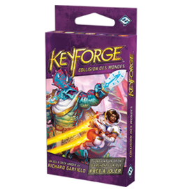 Fantasy Flight Games Keyforge - Collision des mondes - Deck (FR)