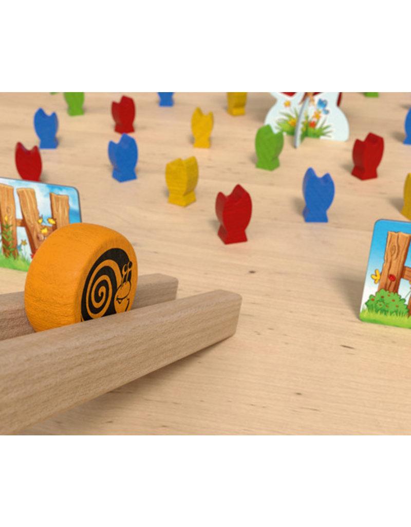 Matagot jeu board game Rouleboule l'escargot (FR)