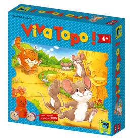 Matagot jeu board game Viva Topo (FR)