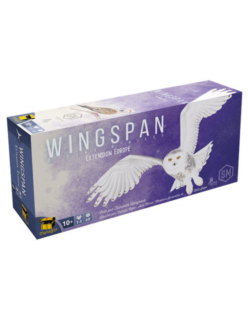 Matagot Wingspan Extension Europe (FR)
