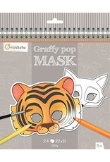 Lamarche Graffy Pop Masque - Animaux