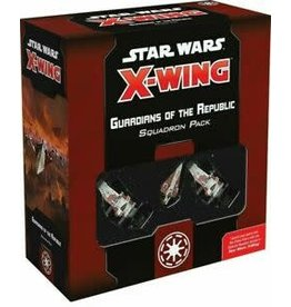 X-Wing 2nd Ed. Guardians of the Republic