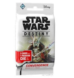 Fantasy Flight Games Star Wars Destiny: Convergence Booster (EN)