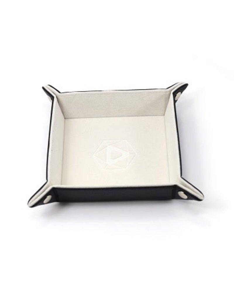 Die Hard Die Hard Folding Square Tray w/ Cream Velvet