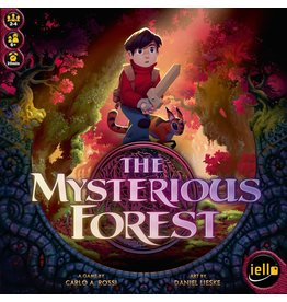 Iello jeu board game The Mysterious Forest (EN)