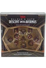 D&D - Baldur's Gate Descent Into Avernus Dice & Misc