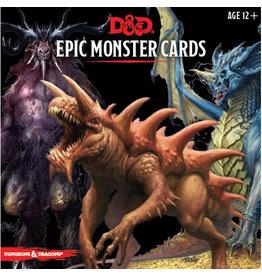GaleForce nine D&D - Epic Monster Cards