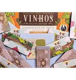 Eagle-Gryphon Games Vinhos Deluxe - Connoisseur