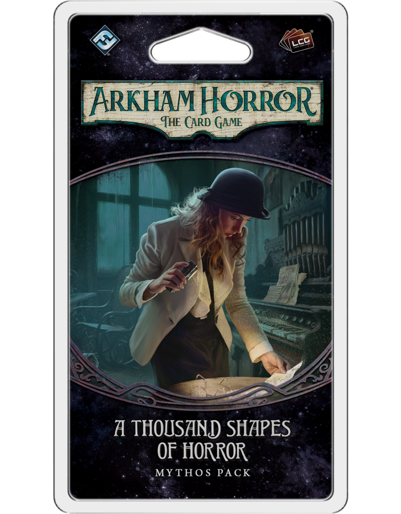 Fantasy Flight Games Arkham Horror LCG - A Thousand Shapes (EN)