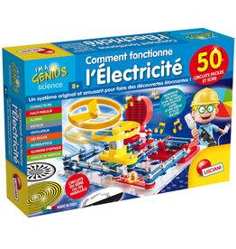 I'm a genius Comment fonctionne l'électricité (FR)