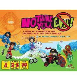 Monte Cook Games No Thank You Evil (EN)