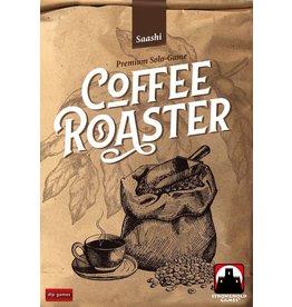 Saashi & Saashi Coffee Roaster (EN) PRÉCOMMANDE