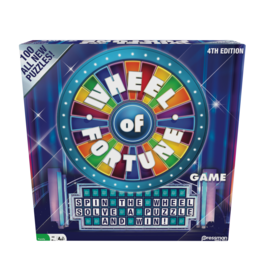 Pressman Toy Corp. Wheel of Fortune