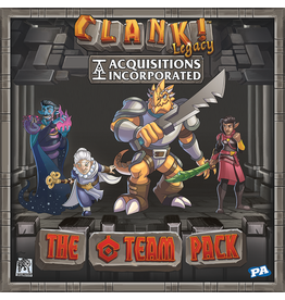 "Dire Wolf Digital Clank! Legacy: Acquisitions Incorporated – The ""C"" Team Pack (EN)"