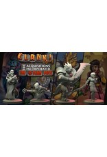 """Dire Wolf Digital Clank! Legacy: Acquisitions Incorporated – The """"C"""" Team Pack (EN)"""