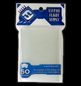 Fantasy Flight Games Standard Card Game Sleeves 50 pack (63.5 x 88 MM)