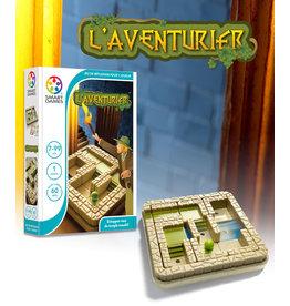Smart Games jeux board games L'Aventurier (FR/EN)