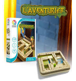 Smart Games jeux board games L'Aventurier