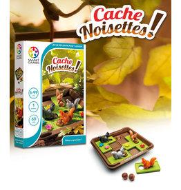 Smart Games jeux board games Cache Noisettes (FR/EN)
