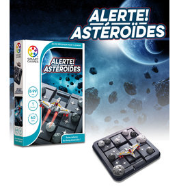 Smart Games jeux board games Alerte! Asteroides