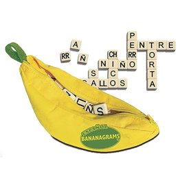 Bananagrams Bananagrams (Spanish)