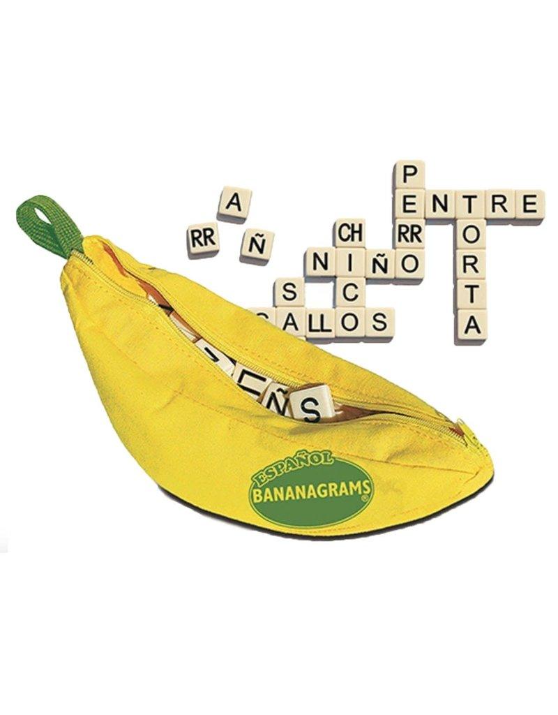 Bananagrams Bananagrams (Spanish)