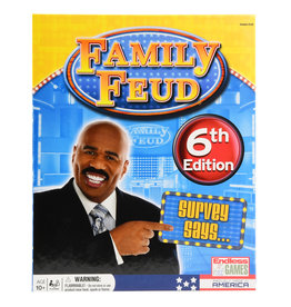 Outset media Family Feud 6th Edition