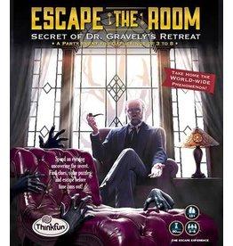 Thinkfun Escape the Room: Graverly's Retreat (EN)