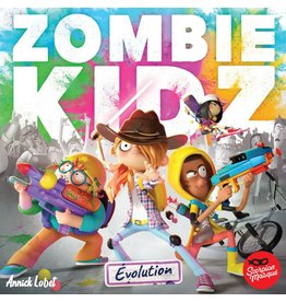 Scorpion masqué Zombie Kidz Evolution (EN)