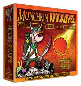Steve Jackson Games Munchkin Apocalypse Guest Artist - Len Peralta