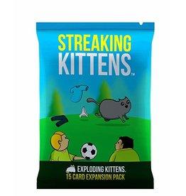 Exploding Kittens Exploding Kittens - Streaking kittens (EN)