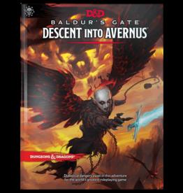 DND RPG Baldur's Gate Descent Into Avernus HC