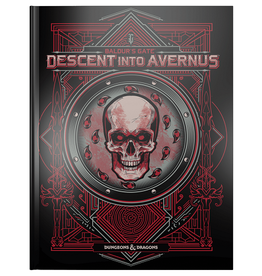 DND RPG Baldur's Gate Descent Into Avernus (HC Hobby Exclusive)