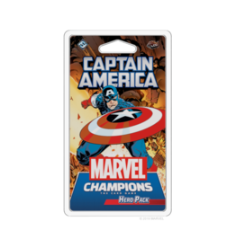 Marvel Marvel Champions LCG - Captain America Hero Pack