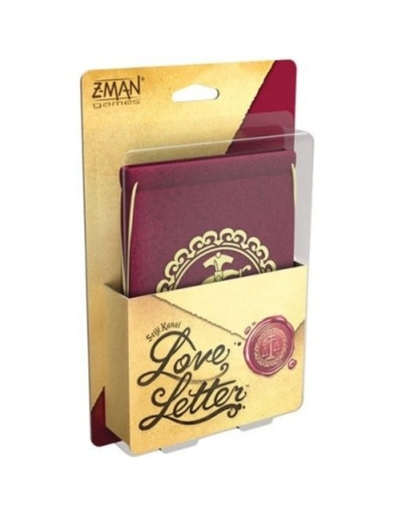 Z-man games Love Letter (FR)